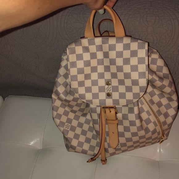 Louis Vuitton Handbags - Authentic Louis Vuitton Sperone Women s Backpack c9c5e8157970c